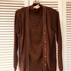 Tops - Vintage Sweater Set